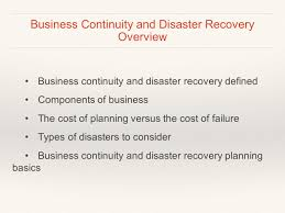 Business Continuity And Disaster Recovery Plan Template Dr Gerry Firmansyah Cid Business Continuity And Disaster Recovery