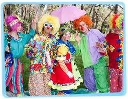 clown hire melbourne yabadoo