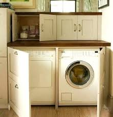 kitchen ideas ealing washer and dryer in kitchen counter washer dryer