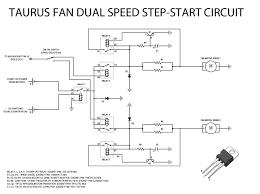 transistors basic 12v step start circuit for automotive fans