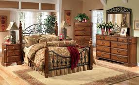 country style beds an interior in the country style ideas for design