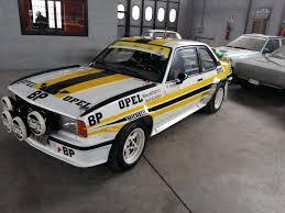 opel rally car historic rally cars opel ascona 400 group 4