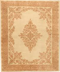 Neutral Persian Rug Fine Decorative Antique Persian Kerman Rug 42415 By Nazmiyal Rugs