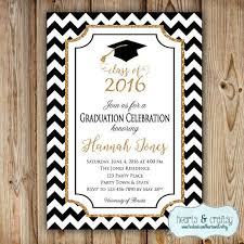 grad party invitations best 25 high school graduation invitations ideas on