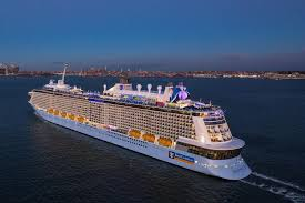 the world u0027s largest cruise ships are less like vessels more like