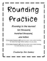 rounding to nearest hundred worksheet all worksheets rounding to the nearest ten and hundred