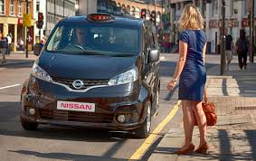 nissan nv200 taxi nissan u0027s vision for a new london cab the driven blog