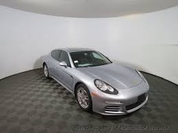 Porsche Panamera All White - 2014 used porsche panamera 4dr hatchback 4 at porsche of warwick