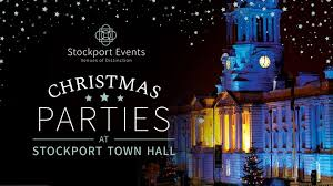 Christmas Party Nights Manchester - party night with live music from purple cloud of funk stockport
