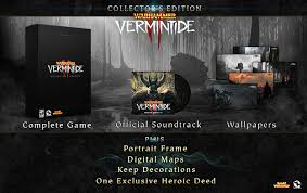 collector s warhammer vermintide 2 collector s edition upgrade on steam