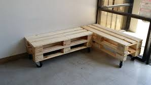 making an l shaped bench with storage kitchen l shaped bench