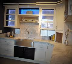 houzz glass kitchen cabinet doors affordable custom cabinets showroom