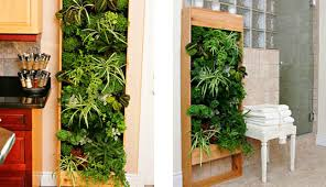 projects design how to build a living wall make garden out of cone