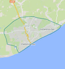 clacton on sea map properties for sale in clacton on sea flats houses for sale in
