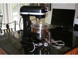 kitchenaid mixer black kitchenaid stand mixer black kitchen ideas