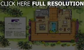 Tropical House Plans Home Design Modern House Floor Plans Sims 3 Mediterranean Large