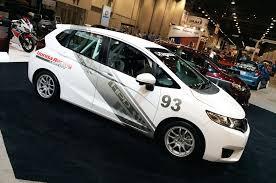 drake cars 2015 2014 sema honda booth fit photo u0026 image gallery
