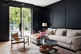 room with black walls black rooms are you bold enough to try this debi carser designs