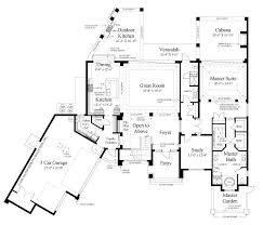 house plans with great kitchens house plan moderno home plan moderno home design sater