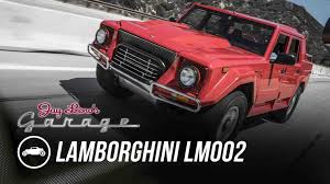Lamborghini Jeep Lm002 Car Pictures