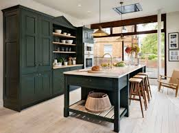 Green Kitchen Cabinets Cad Interiors Affordable Stylish Interiors