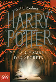 harry potter et la chambre des secrets livre audio harry potter tome 2 harry potter et la chambre des secrets
