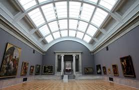 cleveland museum of art u0027s newly renovated indoor garden court has