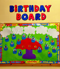 birthday board nursery class birthday board hedley park montessori school