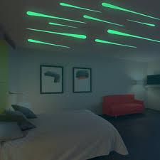 Glow In The Dark Home Decor Online Get Cheap Funlife Glow In The Dark Moon Aliexpress Com