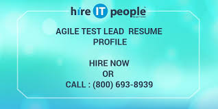 Sample Manual Testing Resumes by Agile Testing Experience Resume Contegri Com
