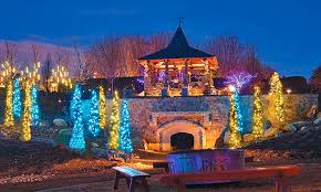 Daniel Stowe Botanical Garden Hours Holidays At The Garden Daniel Stowe On The Cheap