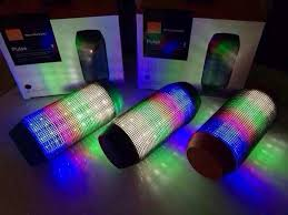 light up bluetooth speaker mini pulse wireless bluetooth speaker w custom led light show for