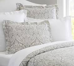 Black And White Toile Duvet Cover Duvet Covers U0026 Pillow Shams Pottery Barn