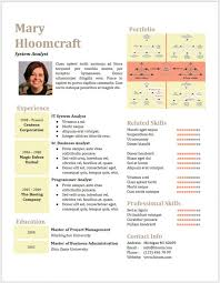 resume template in ms word docx psd html formats download mine