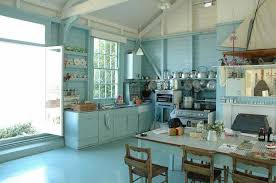 Coastal Cottage Kitchens - spotted from the crow u0027s nest beach house tour whistable beach