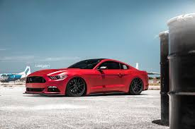 Red Mustang Black Wheels Ford Mustang S550 With Velgen Wheels Vmb6 Satin Black Velgen Wheels