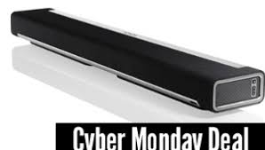 amazon black friday sonos amazon cyber monday deal sonos playbar with 100 gift card and