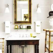 Beadboard Bathroom Wall Cabinet by Beadboard Bathroom Vanity Design Ideas