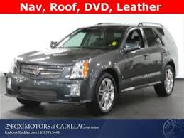 cadillac srx v8 for sale cadillac srx v8 awd in michigan for sale used cars on buysellsearch