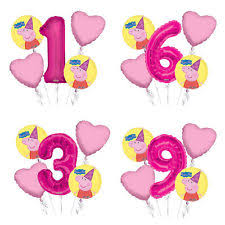 peppa pig birthday peppa pig birthday greeting cards party supply ebay