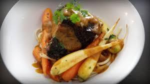 la cuisine lyon recipe a braise of beef cheeks à la lyonnais cuisine