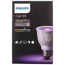 philips hue par16 add on smart led light bulb 456673 multi