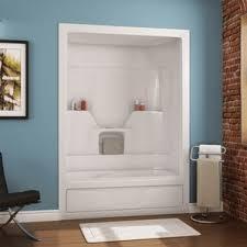 One Piece Bathtub Shower Units 1 Piece Shower Tub 60 One Piece Tub Shower Whirlpool Unittub And