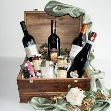 wine gift basket best christmas wine gift basket