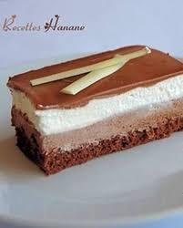 recette de cuisine sur 3 gâteau 3 chocolats pour 10 personnes recettes à table