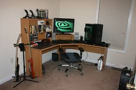 Best Gaming Computer Desks by Best Gaming Desks For 2017 24 Computer Pc Gamers Pics Desk Custom