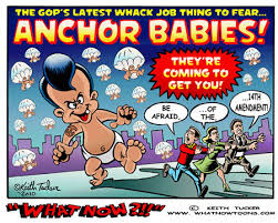 Mob Baby Meme - what now cartoons signed prints by keith tucker