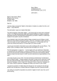 examples of complaint letters to council mediafoxstudio com