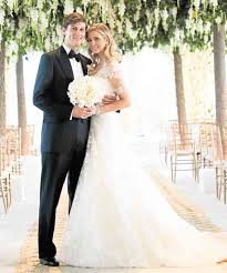 wedding dress chelsea chelsea clinton or ivanka the wedding gown that is
