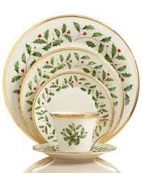 lenox dinnerware 5 place setting china macy s